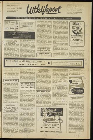 Uitkijkpost : nieuwsblad voor Heiloo e.o. 1961-10-05