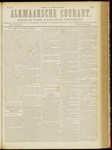 Alkmaarsche Courant 1918-09-12