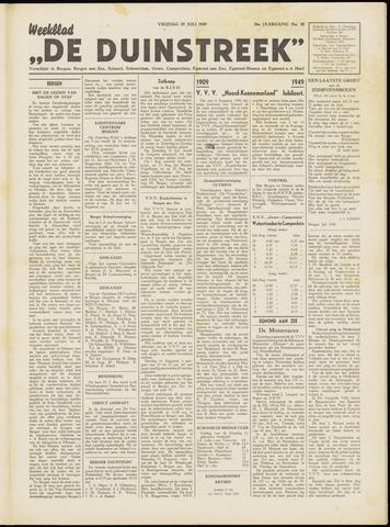 De Duinstreek 1949-07-29