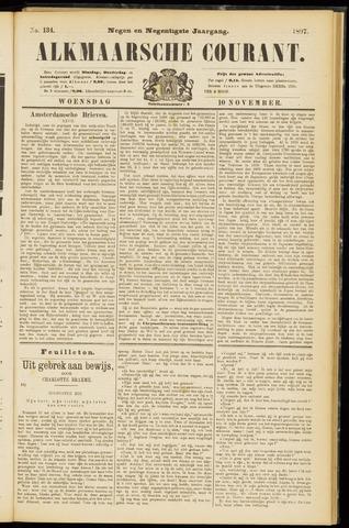 Alkmaarsche Courant 1897-11-10