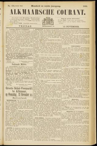 Alkmaarsche Courant 1899-11-10