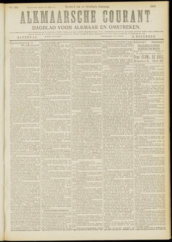Alkmaarsche Courant 1919-12-13