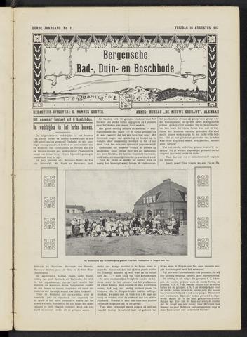 Bergensche bad-, duin- en boschbode 1912-08-16