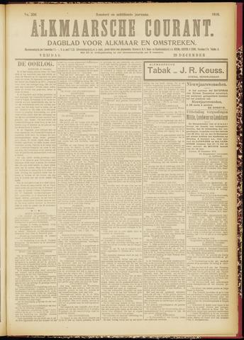 Alkmaarsche Courant 1916-12-29