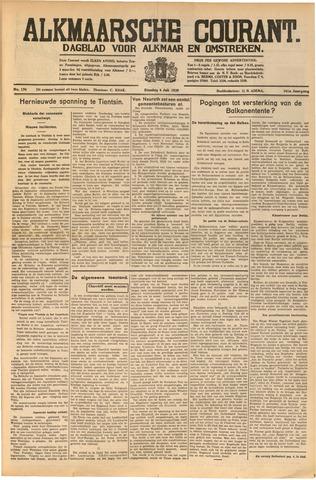 Alkmaarsche Courant 1939-07-04
