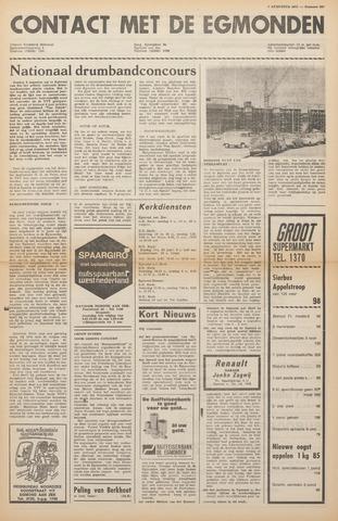 Contact met de Egmonden 1971-08-04