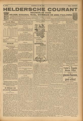 Heldersche Courant 1924-05-24