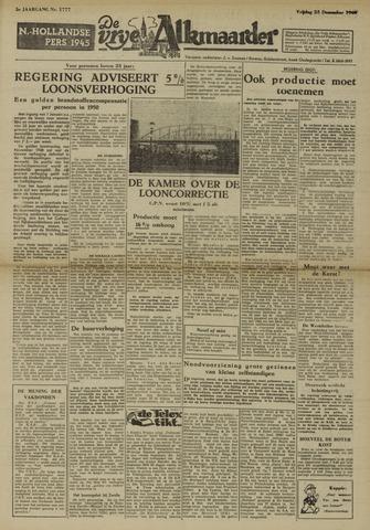 De Vrije Alkmaarder 1949-12-23