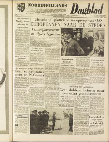 Noordhollands Dagblad : dagblad voor Alkmaar en omgeving 1962-06-16