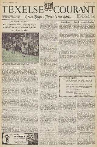 Texelsche Courant 1955-09-07