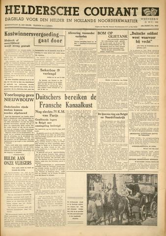 Heldersche Courant 1940-05-22