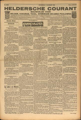 Heldersche Courant 1926-11-04