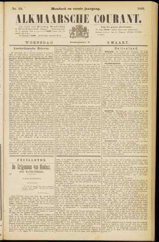 Alkmaarsche Courant 1899-03-08