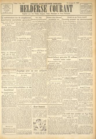 Heldersche Courant 1949-08-05