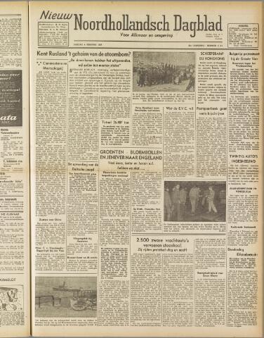 Nieuw Noordhollandsch Dagblad : voor Alkmaar en omgeving 1947-02-04