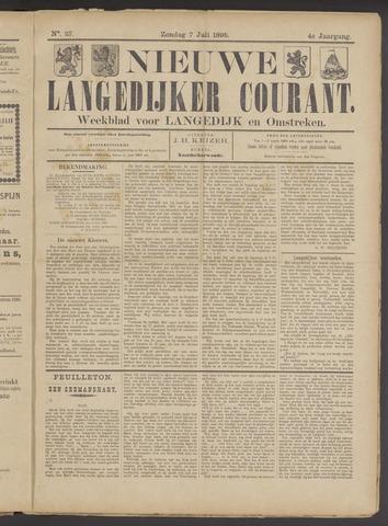 Nieuwe Langedijker Courant 1895-07-07