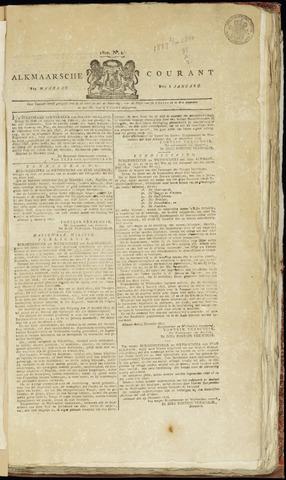 Alkmaarsche Courant 1827-01-08