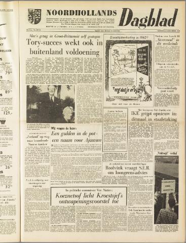 Noordhollands Dagblad : dagblad voor Alkmaar en omgeving 1959-10-10