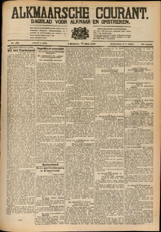 Alkmaarsche Courant 1930-05-23