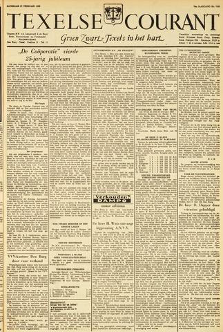 Texelsche Courant 1960-02-27