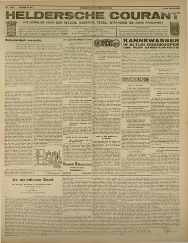 Heldersche Courant 1933-02-16