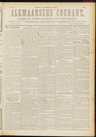Alkmaarsche Courant 1917-09-24