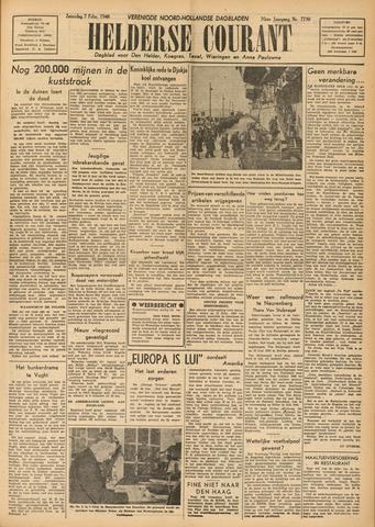 Heldersche Courant 1948-02-07