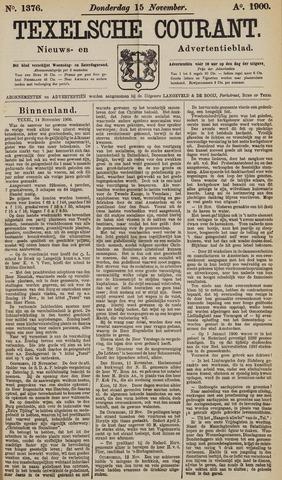 Texelsche Courant 1900-11-15