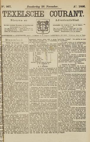 Texelsche Courant 1896-11-26