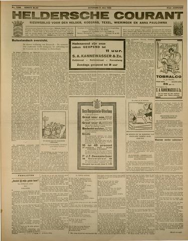 Heldersche Courant 1933-07-08