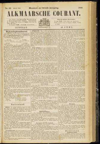 Alkmaarsche Courant 1900-06-10