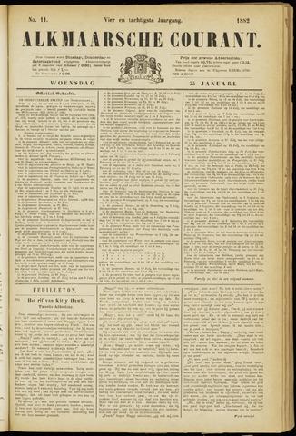 Alkmaarsche Courant 1882-01-25