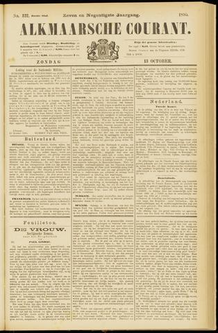 Alkmaarsche Courant 1895-10-13