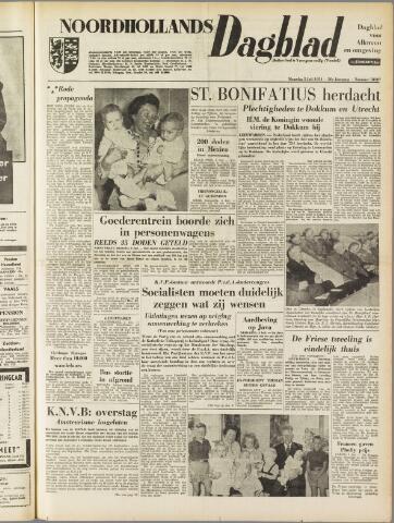 Noordhollands Dagblad : dagblad voor Alkmaar en omgeving 1954-07-05