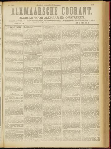 Alkmaarsche Courant 1916-10-17