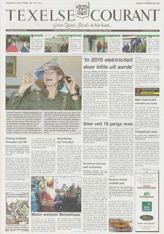 Texelsche Courant 2009-11-24