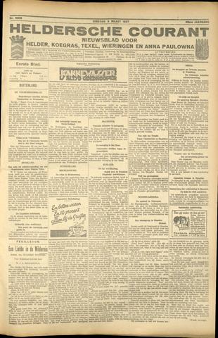 Heldersche Courant 1927-03-08