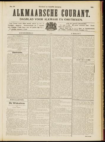 Alkmaarsche Courant 1910-03-17