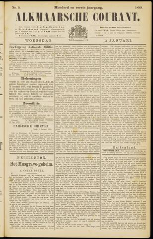 Alkmaarsche Courant 1899-01-11
