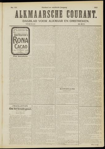 Alkmaarsche Courant 1912-05-24