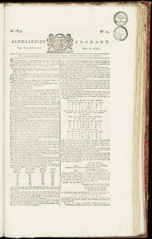 Alkmaarsche Courant 1833-05-20