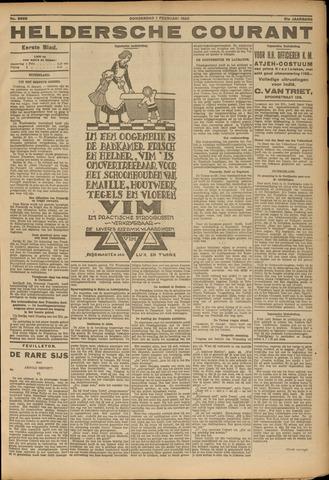 Heldersche Courant 1923-02-01