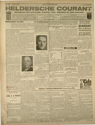 Heldersche Courant 1933-11-14