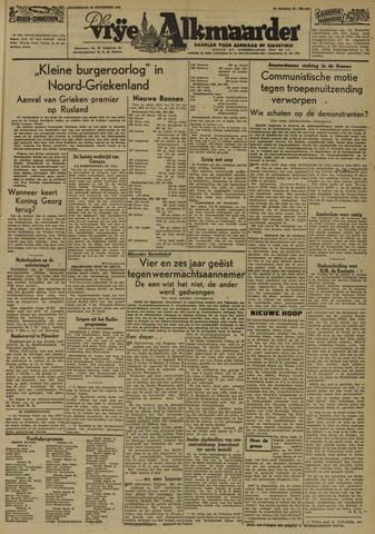 De Vrije Alkmaarder 1946-09-26