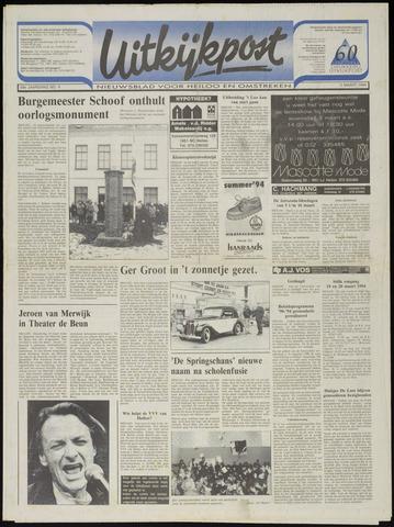 Uitkijkpost : nieuwsblad voor Heiloo e.o. 1994-03-02