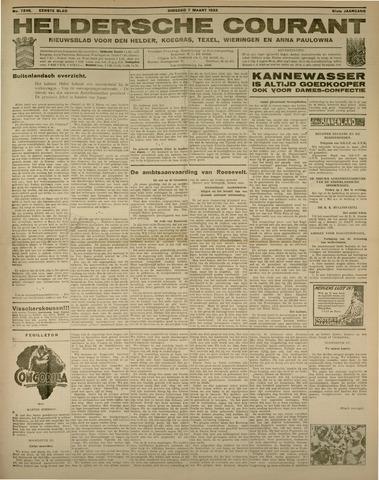 Heldersche Courant 1933-03-07