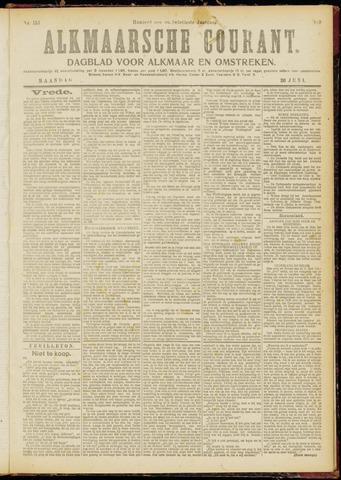Alkmaarsche Courant 1919-06-30