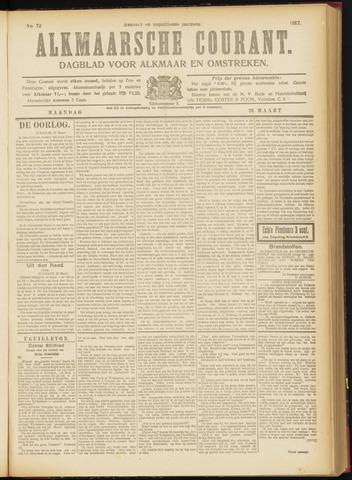 Alkmaarsche Courant 1917-03-26