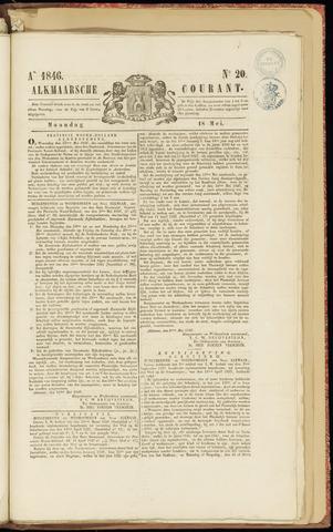 Alkmaarsche Courant 1846-05-18