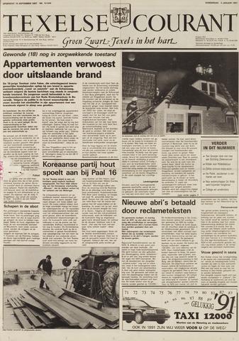 Texelsche Courant 1991
